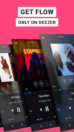 Deezer Music Player: Stream any Song or Playlist Screenshot