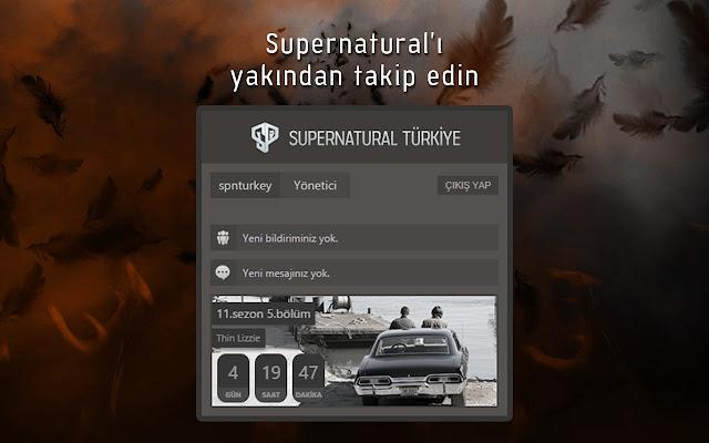 Supernatural Türkiye