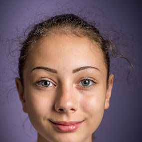 My daughter by Dusan Arezina - People Portraits of Women ( face, beatiful, girl, daughter )