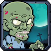 ZombiePoww: Real-time Action Puzzle Battle