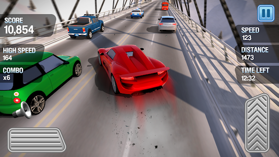 Traffic Racing - Highway Racer - náhled