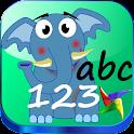 Kindergarten Games Learn Kids icon