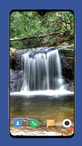 Waterfall Wallpaper HD 1.04 screenshots 8