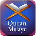 Al Quran Melayu - Quran Majeed Bahasa Melayu apk