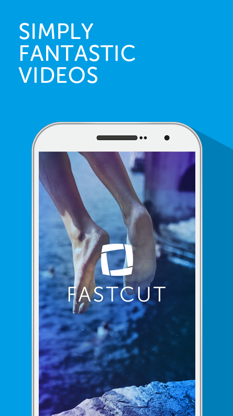Fastcut - for fantastic videos- screenshot