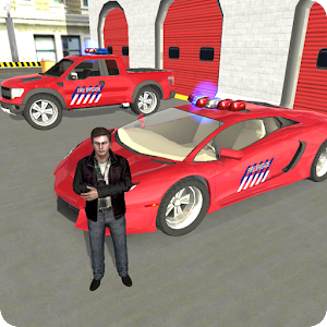 Fireman Rescue Parking 3D SIM for PC and MAC