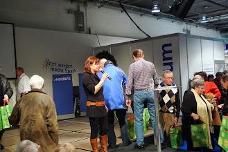 Photo: Alle Teilnehmer am Jasstournier bekommen einen Trostpreis.