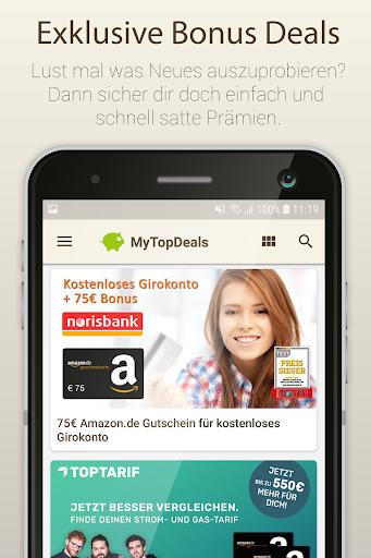 MyTopDeals - Schnäppchen App  screenshots 6