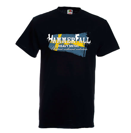 T-Shirt - Swedish Flag