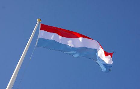 Luxemburgs Flagga