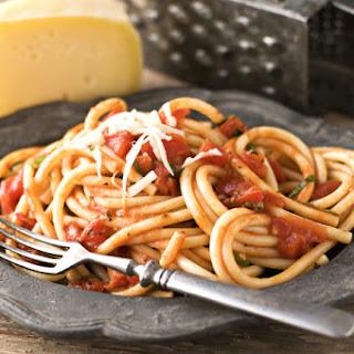 Scarpetta Spaghetti with Tomato Basil Sauce