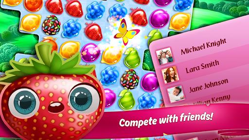 KingCraft - Candy Garden 2.0.121 screenshots 4