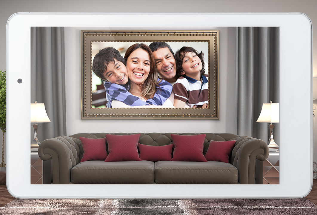 family photo frames free screenshot