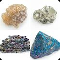Quiz geograficzny - minerały i skały - geologia icon