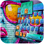 Street Graffiti Keyboard