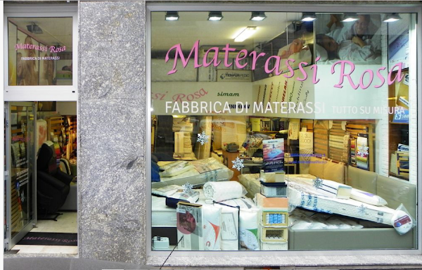 Materassi Rosa di Ferrara Massimiliano Milano
