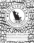 Rockingham Brewing Company Blond Melon