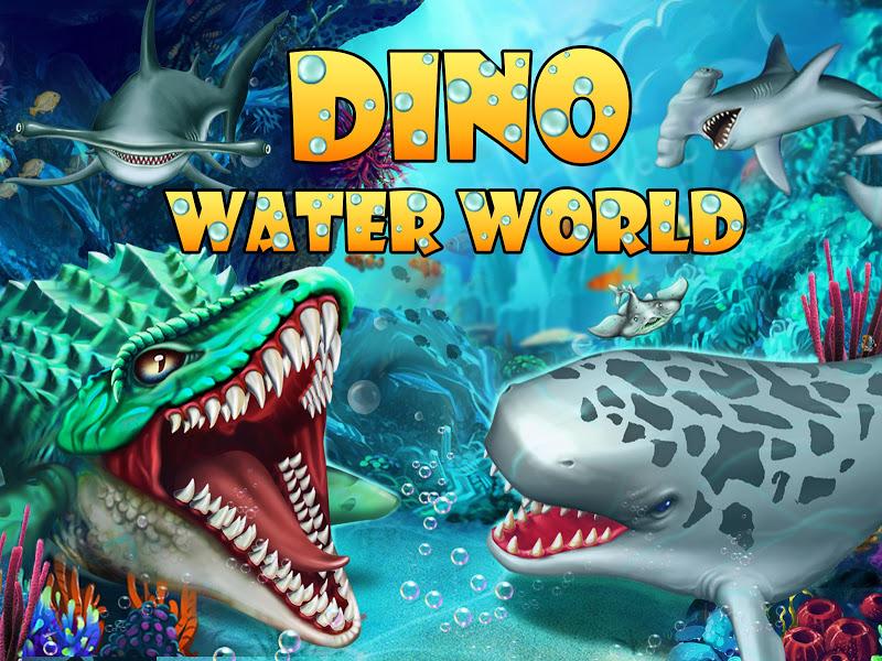 Free Download Jurassic Dino Water World Cheat APK MOD