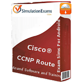 CCNP Route Practice Tests Full