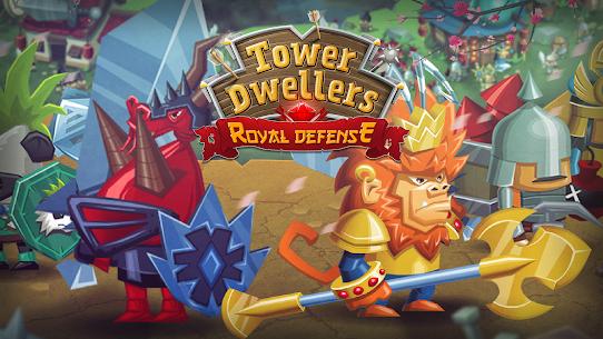 Tower Dwellers: Royal Defense 1.0 Mod APK (Unlimited) 1