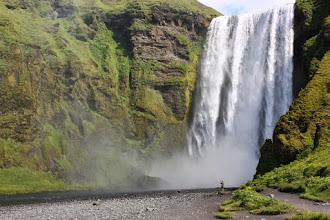 Photo: Islandia. Kraina wodospadów, prince polo, lodowców, białych nocy, owiec, dróg 4WD only, gejzerów, koni. I Wikingów.
