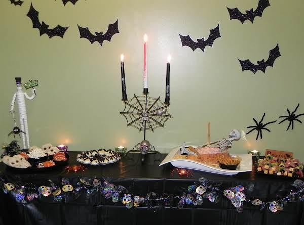 1st Halloween Party For Nephews Recipe