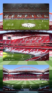 Estadio da luz benfica Lisbon weather Forecast - náhled