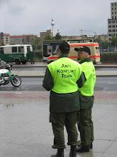 Photo: Poliisit