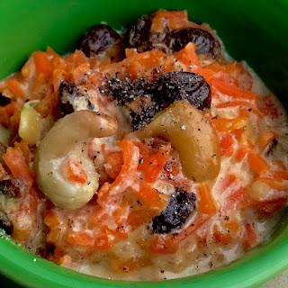 Pressure Cooker Carrot Halva Dessert Recipe