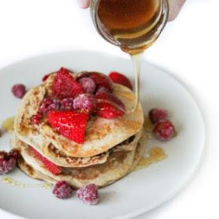 Perfect Four Ingredient Pancakes