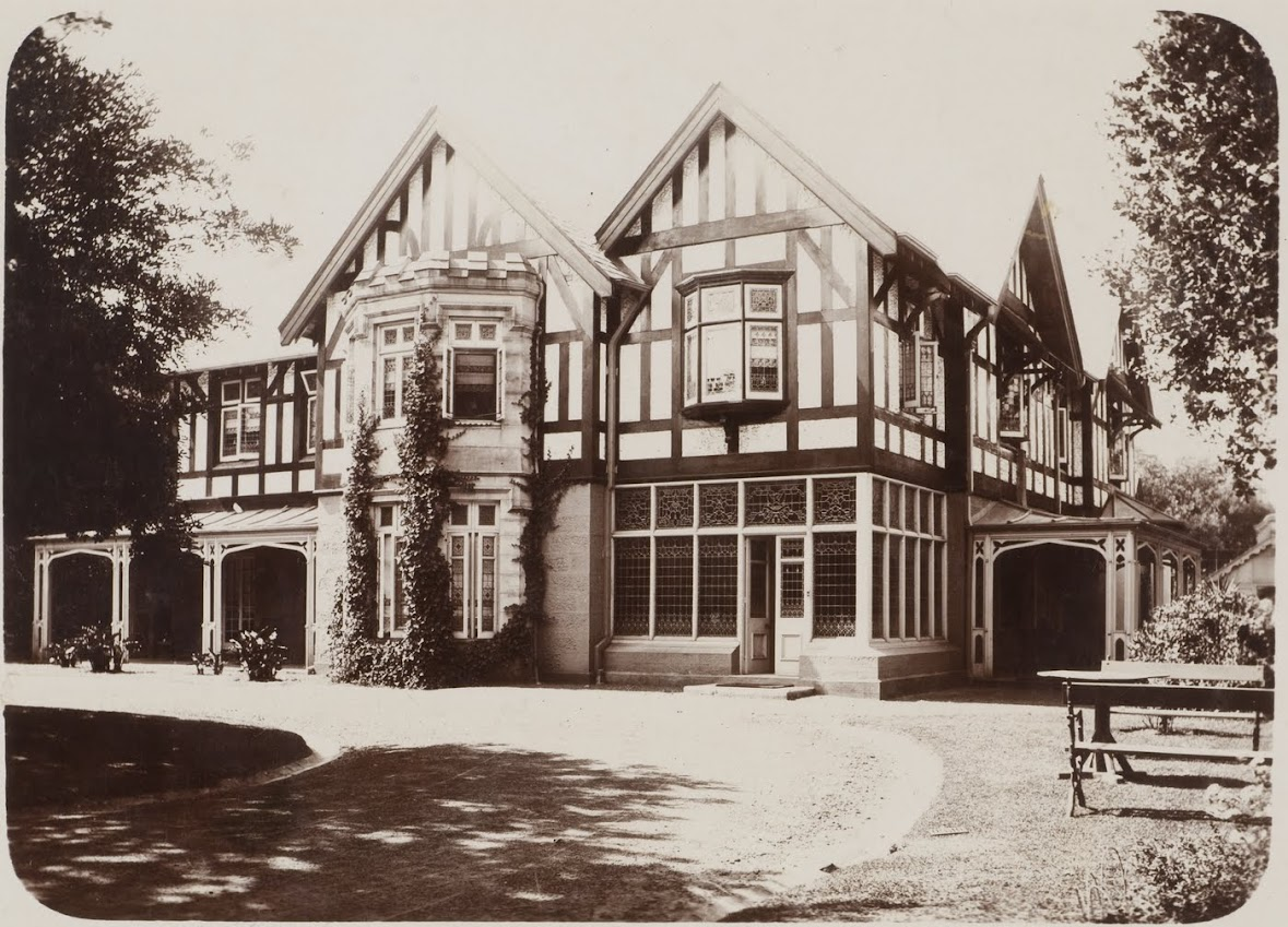 Greenoaks Cottage, 2E Greenoaks Avenue, Darling Point, c1880