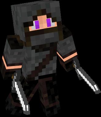 Ninja Nova Skin - Ninja skins fur minecraft