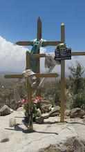 Photo: Las tres cruces Mosopuquio - Characato