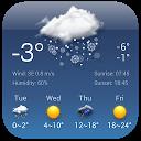 Free Weather Forecast & Clock Widget 15.1.0.45651