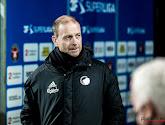 """Ex-speler van Club Brugge een van de boemannen tijdens debuut van Jess Thorup: """"I like"""""""