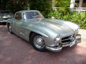 Photo: Mercedes, two seats. Great car in Hua Hin Thailand.