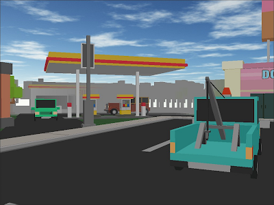 City Bus Craft Simulator screenshot 8