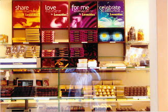 Photo: Belgium also had other delights like their famous chocolates...