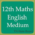 12th Maths English-Medium Icon