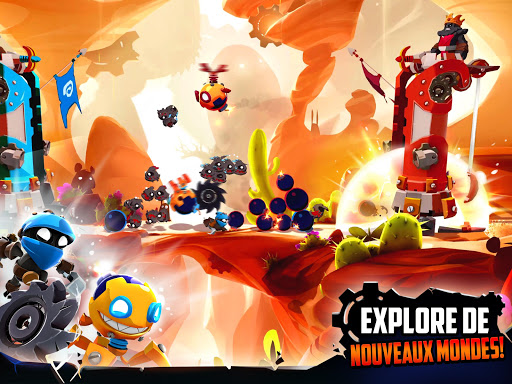 Badland Brawl  captures d'écran 2