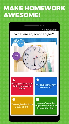 Screenshot 1 for Kahoot's Android app'