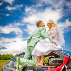 Wedding photographer Denis Prokhodcev (trilobyte). Photo of 18.07.2014