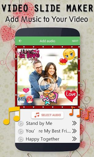 Video Slide Maker With Music 1.0.4 screenshots 7