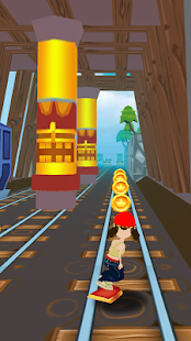 Download Subway Bus Rush: Princess Runner for Windows Phone apk screenshot 2