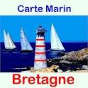 Bretagne GPS marins navigateur icon