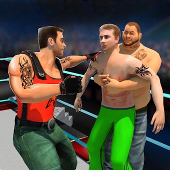Mod Hacked APK Download Real Wrestling 3D 1 9