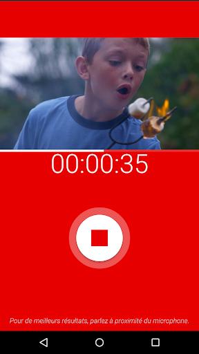 L'éditeur de vidéos WeVideo screenshot 7