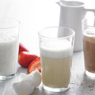 Egg Smoothie Recipes.