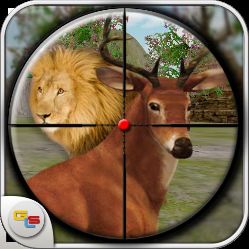 森林猎鹿人 動作 LOGO-玩APPs