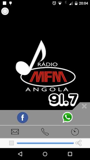 RÁDIO MFM – 91.7 – ANGOLA